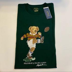 Polo Ralph Lauren Rugby Bear T-Shirt